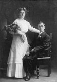 Unidentified wedding Biesecker
